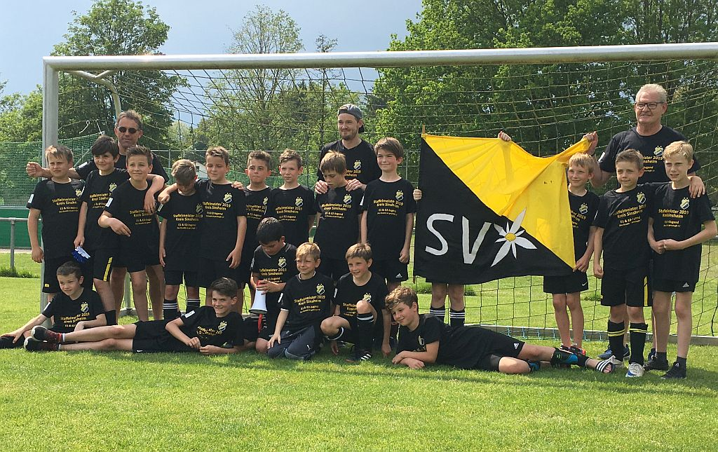 SVN E Staffelmeister Double 2019