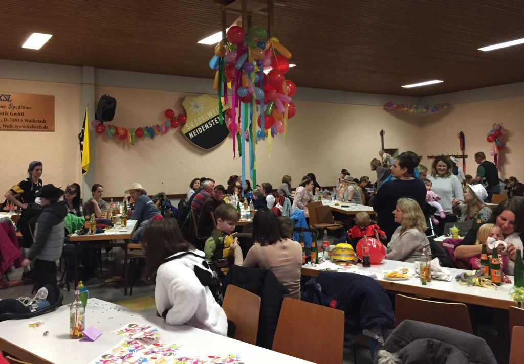 SVN Kinderfasching 2018 01