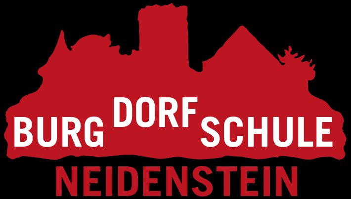 Logo Burgdorfschule rot